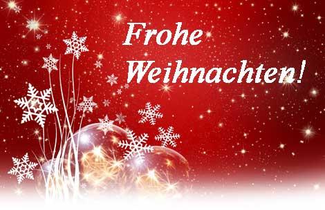 frohe oder frohe weihnachten